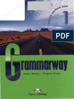 Grammarway 1_with Answers