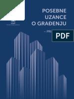 [NACRT]_HGK i HUP_Posebne Uzance o Gradenju Prijedlog [2017]