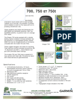 Jual GPS Garmin Oregon 750 081289854242