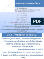Tema 10. Discapacidad Motórica