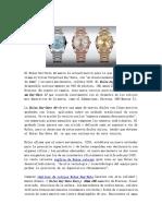 Rolex Day-Date Réplica de La Rélojes Con El Nuevo Rolex 3255 Movimiento
