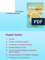 Marketing Research Chapter 1
