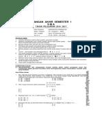 Matematika Peminatan XII-MIPA