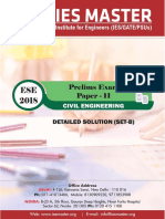 Civil Prelims Exam 2018 Set B