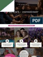 Tracktl - Service de Musique Pro Et d'Animation Client