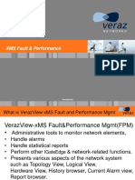 XMS Fault & Performance Training