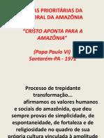 Doc Santarém e Manaus