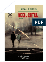 Accidentul - Ismail Kadare