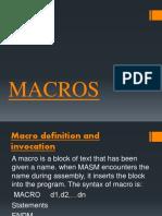 macros