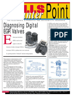 Diagnosing Digital EGR Valves
