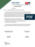 Ba - Pemindahan & Penambahan Shaft