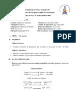 Informe de Quimica 8 Hoy 1 1