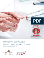 510 Patient Family Hand Hygiene Guide