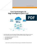 Core Technologies of Edge Intelligence for the IoT1
