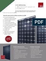 Datenblatt SI Enduro Bifacial ENG