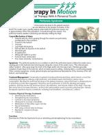 Piriformis Syndrome (1)