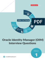 K21Academy-Oracle OIM Dev FREE Interview Guide