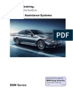 G30 Driver Assistance Systems
