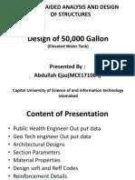 Presentation Cados