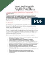 fundaciones pfotovoltaica