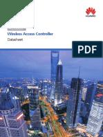 Huawei AC6005 Wireless Access Controller Datasheet