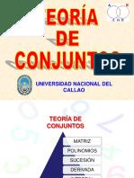 CONJUNTOS UNAC