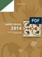 Saude Brasil 2014 Analise Situacao