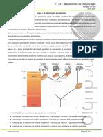 FT 13 - Mecanismos de Classificação