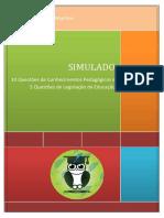 Simulado Conhecimentos Pedagógicos e Legislação - Blog