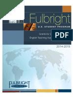 US Student 2014-2015