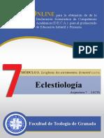 07. DECA Eclesiología 2016