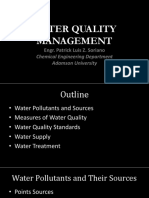 water Quality Management(1)