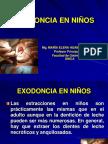 Exodoncia en Niños (1)