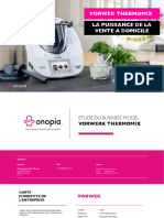 Onopia - Business Model de Thermomix