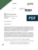 Requerimiento de MinEducación a rector de UniAutónoma para que pague a sus trabajadores