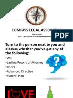 Compass Legal Associates Presentation 11.01.2018