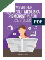 Medijska Pismenost Prirucnik 2016