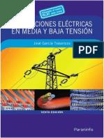 Instalaciones Electricas en Media y Baja Tensiãfin_nodrm