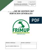 Informe General Gestion 2017