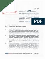DDU 316 - Elementos Sobre Altura Maxima