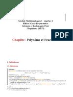 Polynomes Cours ENSA