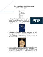 Publications by Osmund Bopearachchi