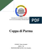 Mares Alexandra,Coppa Di Parma