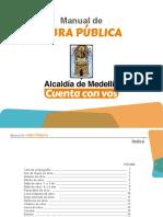 Manual de Obra - 2016 Alcaldia - Amva Baja