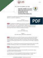 Lei Ordinaria 1875 2006 Petrolina PE