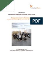 StiftungSchering KunstWissenschaft2008