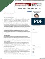 Direito Sistêmico e Constelação Familiar - Entrevistas _ Carta Forense