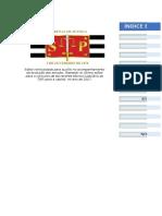 Edital Escrevente TJSP Sistematizado