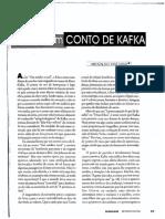VIDAL, Ariovaldo José - Sobre um conto de Kafka.pdf