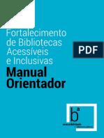 Fortalecimento de Bibliotecas Acessíveis e Inclusivas
